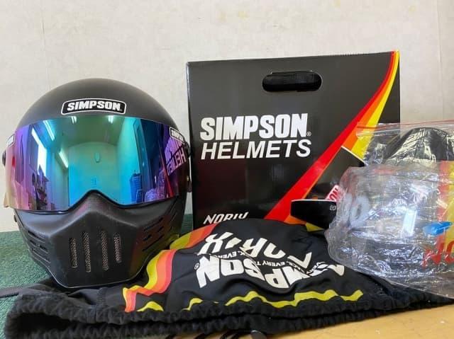 シンプソン フルフェイス ヘルメット M30 2016-5