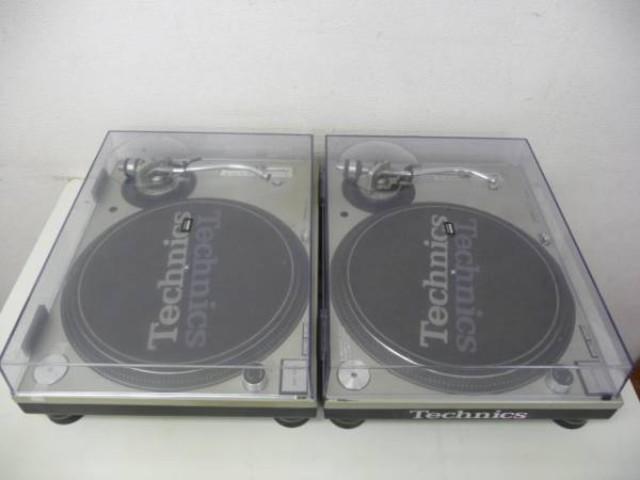 テクニクス /ターンテーブル 2台セット