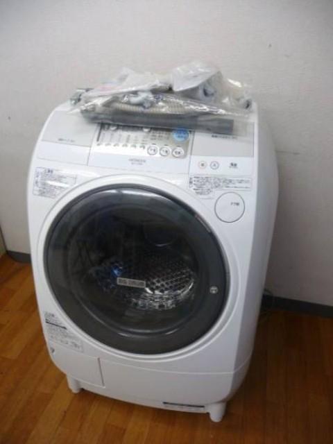 日立 / ドラム式洗濯乾燥機 ビック9㎏