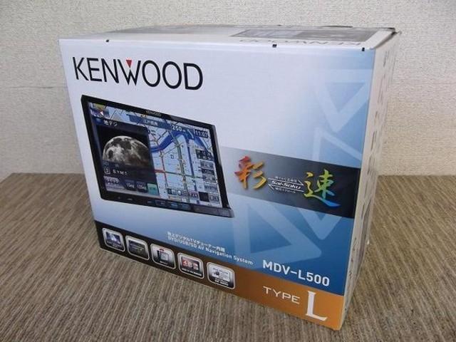 KENWOOD ケンウッド/彩速ナビ MDV-L500
