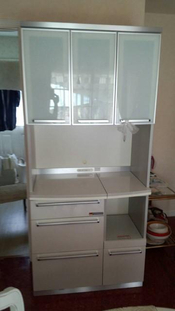 食器棚 ホワイト 綾野製作所
