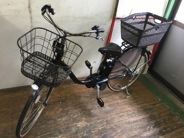 パナソニック PANASONIC BE-ELDS634T 電動アシスト自転車 ビビ・スタイル 26型