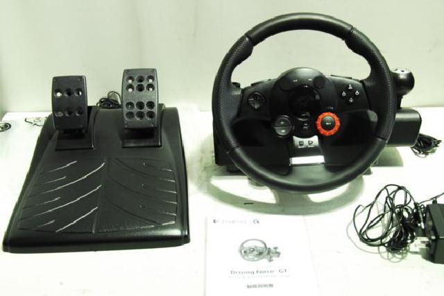 ロジクール ドライビングフォース GT LPRC-14500 PS3 PS2