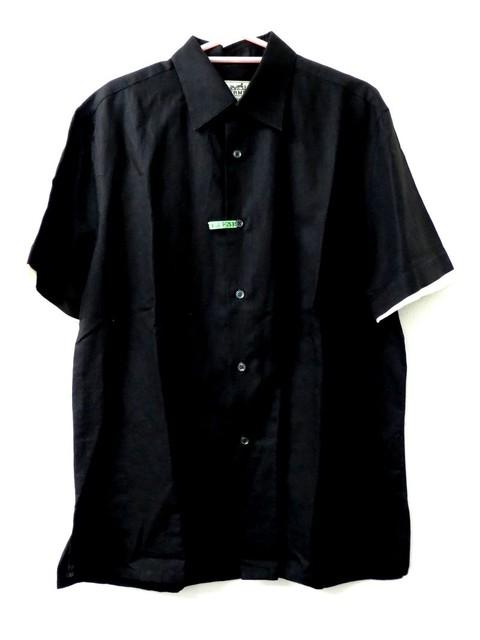 【買取専門店よろずやあびこ店】HERMES エルメス 半袖シャツ ブラック