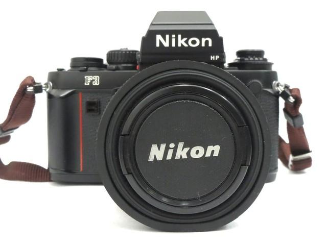 【買取専門店よろずやあびこ店】ニコン F3  NIKKOR 1:1.2 50mm 一眼レフ カメラ