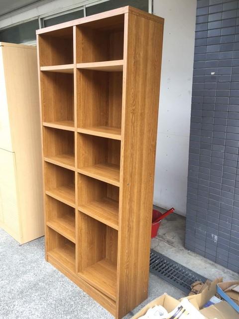 木製 本棚