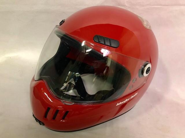 DAMM TRAX ヘルメット