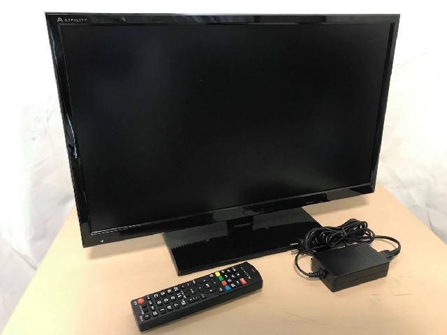 エスキュービズム 24V型 地上デジタルフルハイビジョン 録画対応 LED液晶テレビ