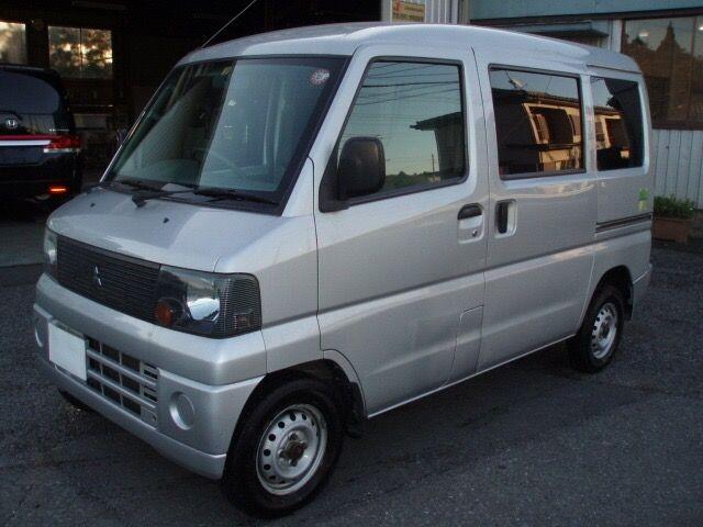 三菱ミニキャブ介護車両