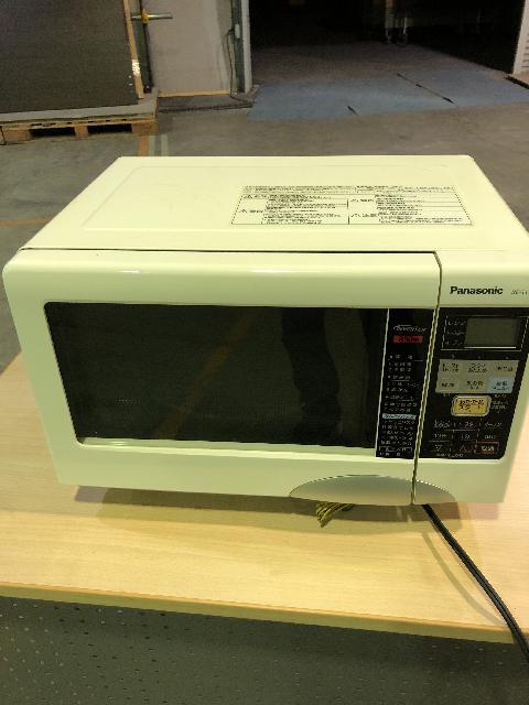 パナソニック電子レンジ NE-T154 出張買取