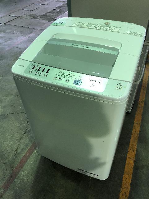 洗濯機出張買取 日立 NW-R803 2018年製