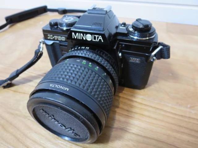 MINOLTA X-700★AUTO 280PX レンズ その他おまけ付