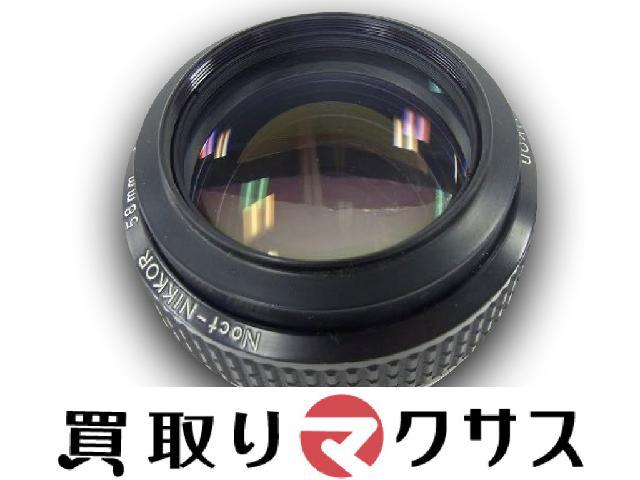 ニコン Noct NIKKOR 58mm f1.2 ノクト ニッコール 大口径 単焦点 レンズ