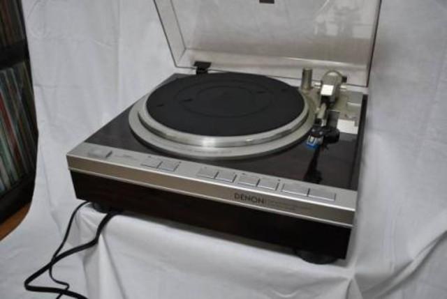 デノンレコード機器プレイヤー福岡市(東区)不用品買取回収福岡エコキューピット