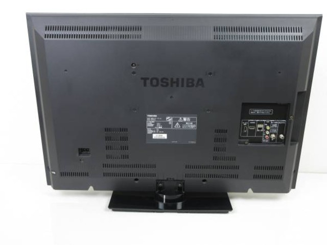 TOSHIBA REGZA 32インチ液晶テレビ 32AC4 12年製