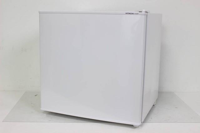 【2017年製・美品】日立 R-5ZP 冷蔵庫 45L右開きタイプ 1ドア 小型 ホワイト