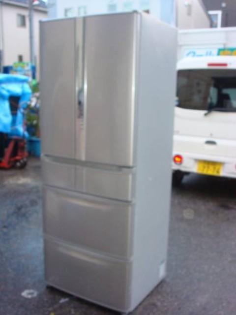 日立 冷凍冷蔵庫☆R-SF48BM
