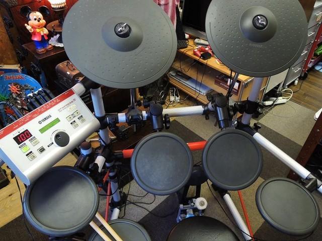 YAMAHA電子ドラムセット