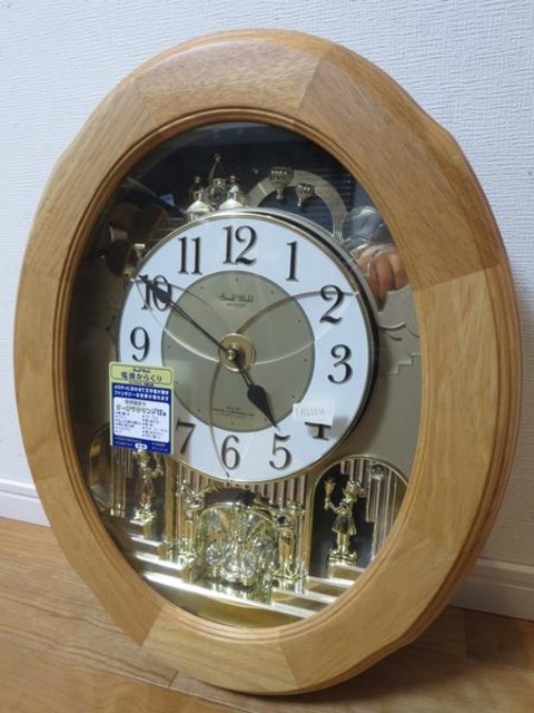 からくり時計の専門通販サイト -
