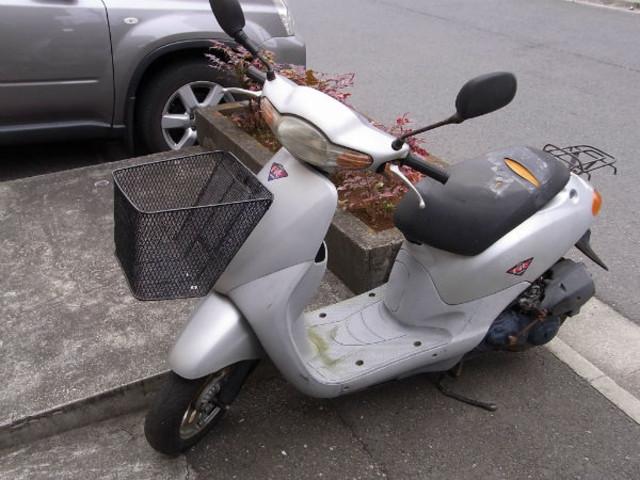 原付バイク無料回収(ホンダ・フィット)