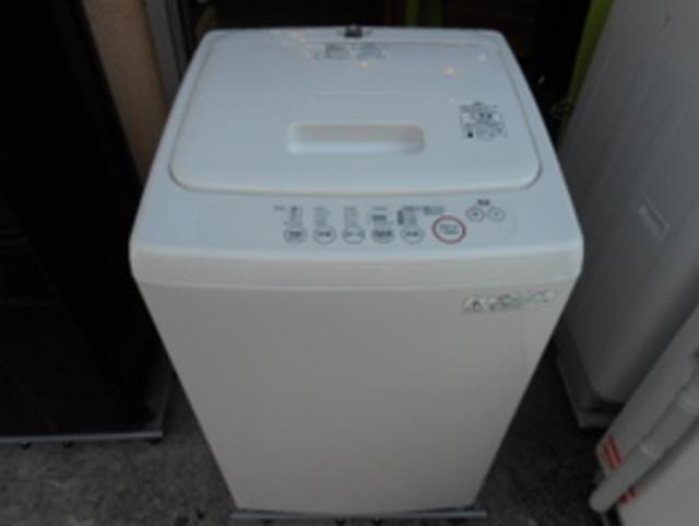 無印良品 TOSHIBA 東芝 全自動洗濯機(4.2kg) 2009年製 M