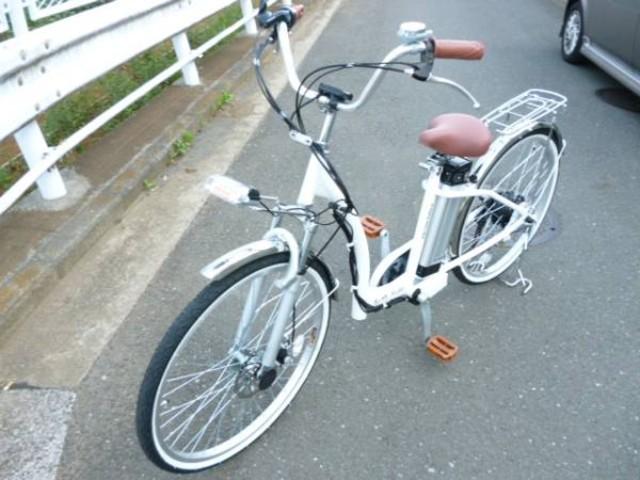 フル電動自転車 NewLaLa-GTR の ...