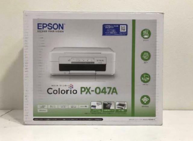 EPSON インクジェットプリンター Colorio