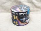 TDK DVD-R 超硬