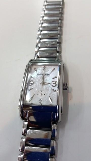 new style 72fad 24370 HAMILTON ハミルトン 腕時計 レディース アードモア ダイヤ ...