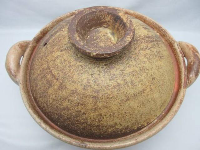 土鍋セット 黄瀬戸(土鍋・取鉢・レンゲ・薬味皿)伊賀焼