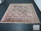 クム産シルク製 ペルシャ絨毯 を大阪市で高額…