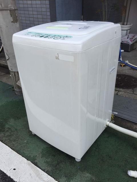 TOSHIBA 東芝 電気洗濯機 5.0kg