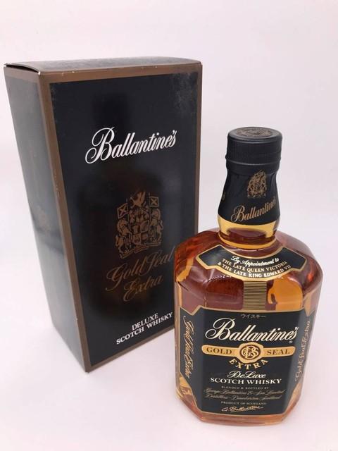 Ballantine's  GOLDSEAL EXTRA ゴールドシール スコッチ