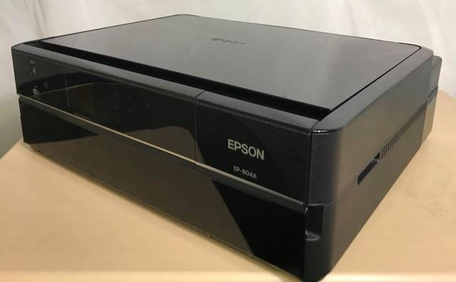 EPSON  カラリオ インクジェットプリンター 複合機