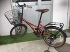 アルファーロメオ 20インチ レッド 自転車