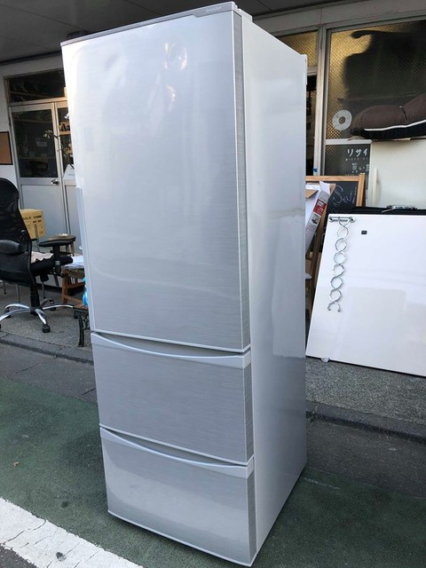 SHARP ノンフロン冷凍冷蔵庫 264L