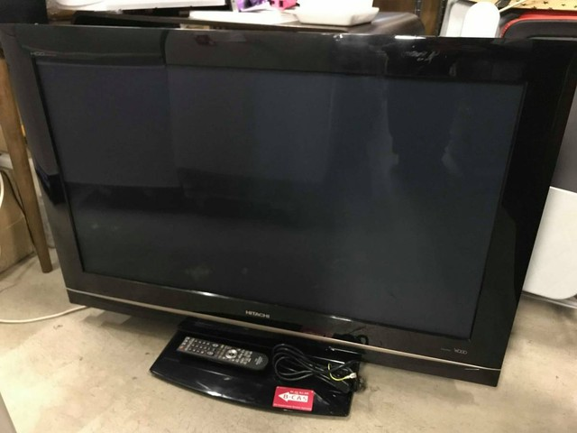 HITACHI WOOO プラズマテレビ 42V型