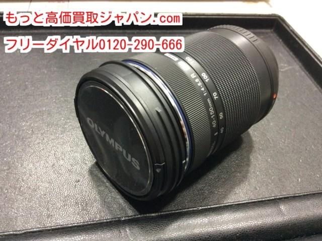 オリンパス M.zuiko DIGITAL 40-150mm 高く カメラ 部品 買取 千葉県 柏市