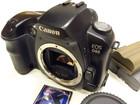Canon EOS D60 ボディ バッテリ…