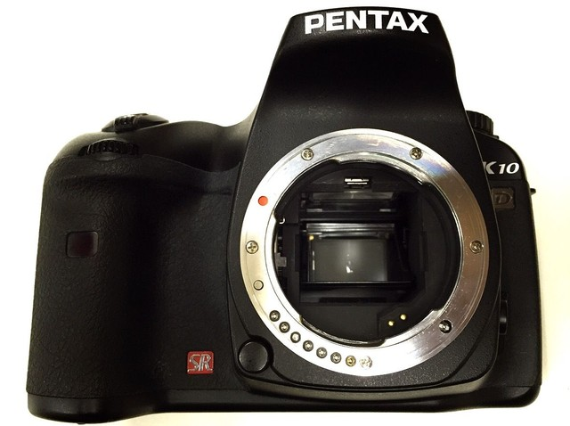 PENTAX K10 ペンタックス 一眼 ボディ 本体