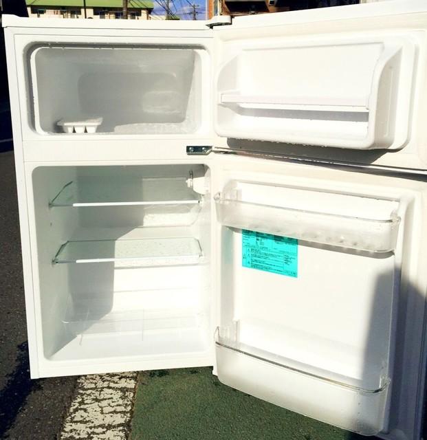 2015年 2ドア冷蔵庫 91L Haier