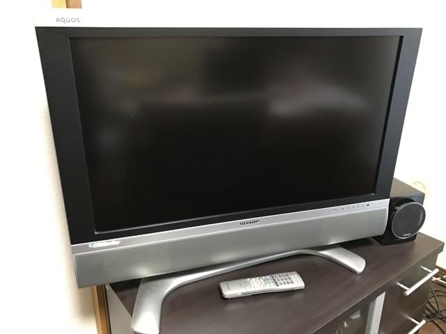 2005年 32型 AQUOS 液晶TV SHARP LC-32AD5