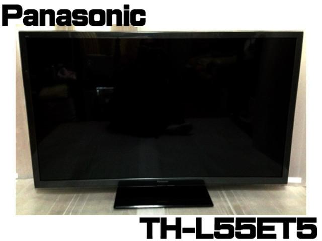 Panasonic/パナソニック VIERA/ビエラ 液晶テレビ TH-L55ET5 2012年製
