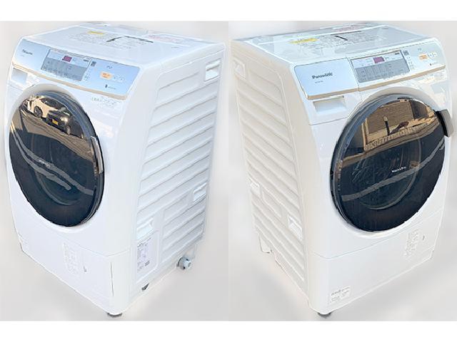 Panasonic/パナソニック ドラム式洗濯乾燥機 7.0kg 左開き プチドラム エコナビ搭載