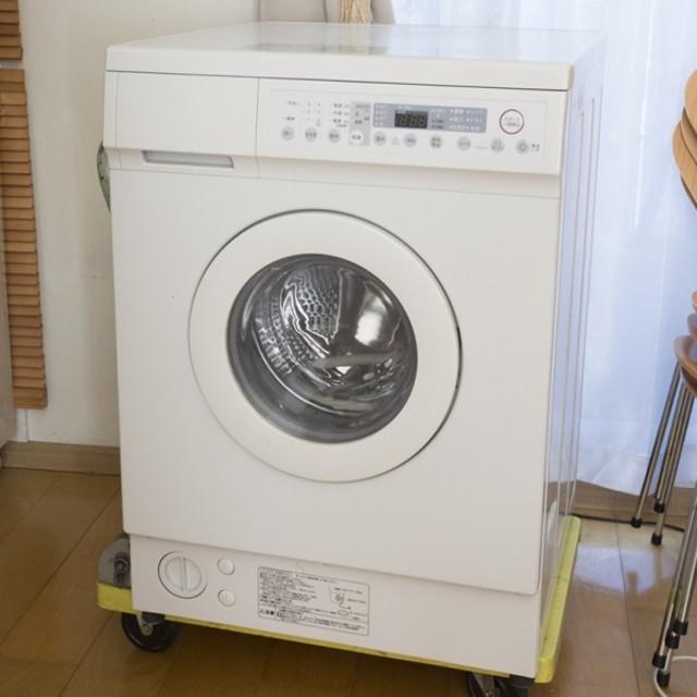 無印良品のドラム式洗濯乾燥機WD-J63B