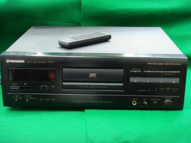 Pioneer パイオニア DATデッキ D-05 デジタルオーディオテープレコーダー
