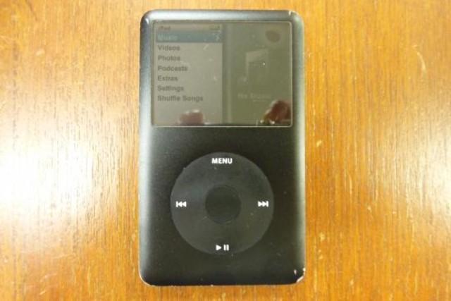 apple iPod classic MB147J/A 第6世代