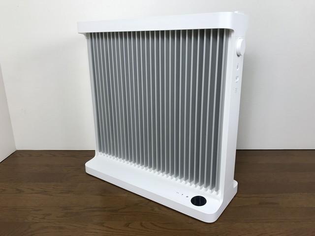 BALMUDA バルミューダ Smart heater オイルヒーター ESH-1000UA-SW