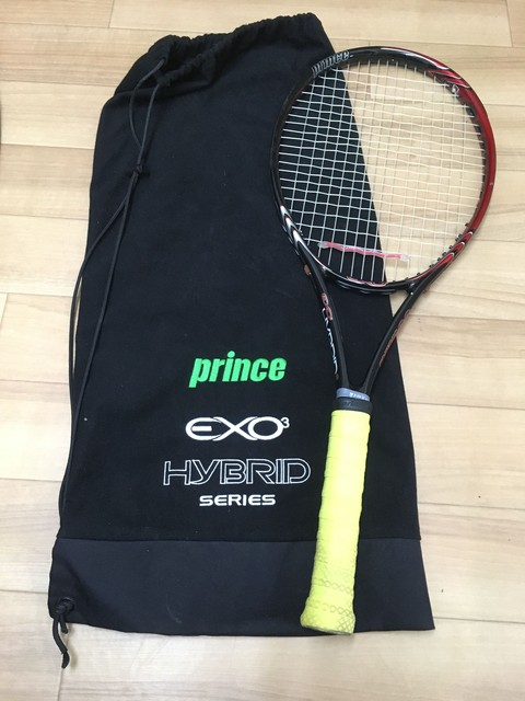 prince HYBRID100 テニスラケット