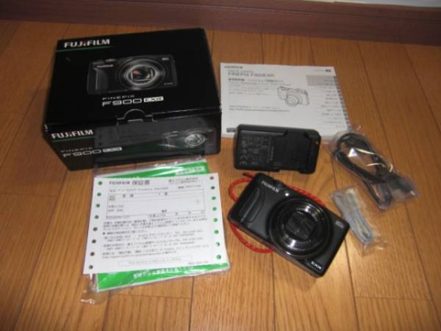 FUJIFILM FINEPIX デジタルカメラ F900EXR -B